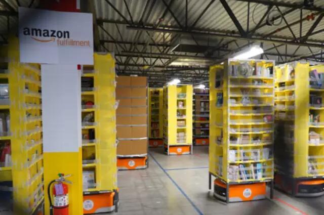 亚马逊仓储和物流技术分析