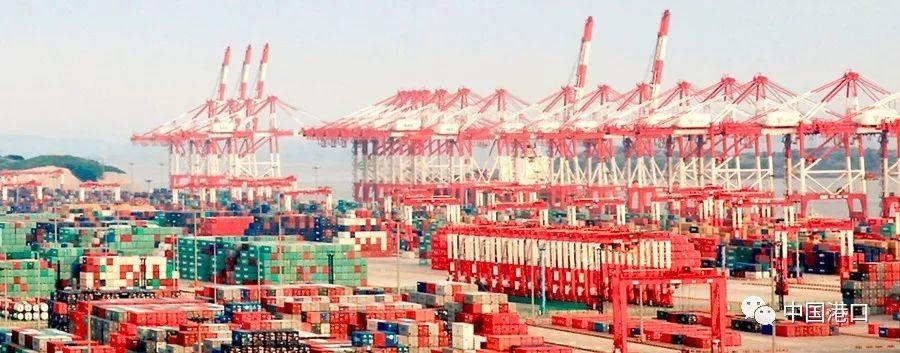 集装箱:2017年全球100大集装箱港口排名