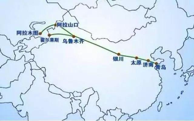 """《""""青岛号""""中亚班列——拉近上合国家间的距离》"""