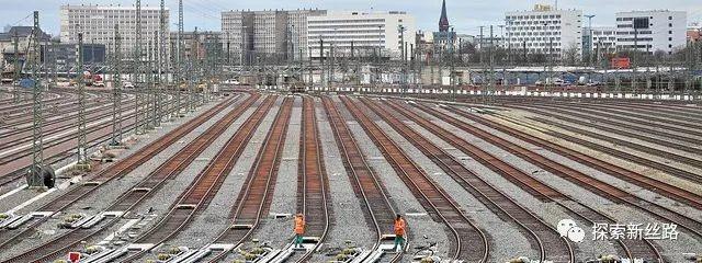 《1.8亿欧元改造的德国中心换装站今日启用!给中欧班列带来多少改变?》