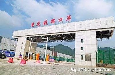 重庆果园港构建多式联运综合网络 物流成本降低明显