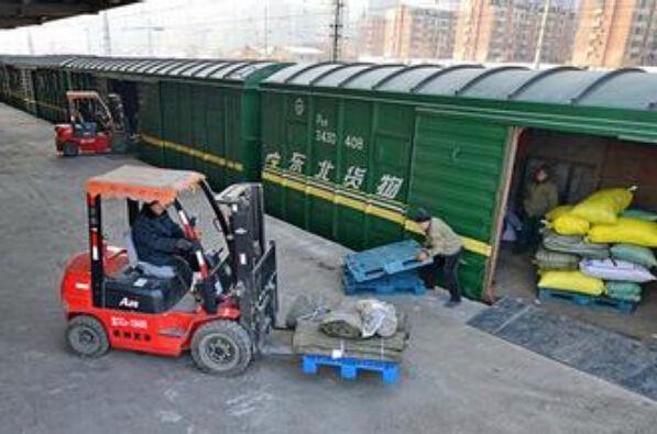 【报告】中国铁路货场发展分析及对比