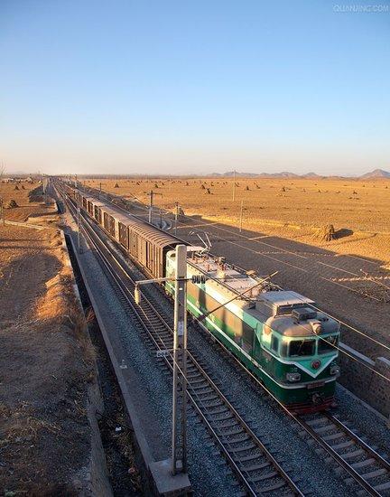 《[铁路国际联运]中国同邻国间的铁路国境站及铁轨轨距参照》