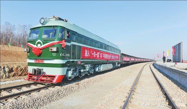 《《徐州市铁路物流(专用线)发展规划》获批实施》