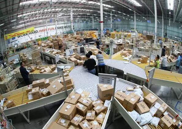 《亚马逊仓储和物流技术分析》
