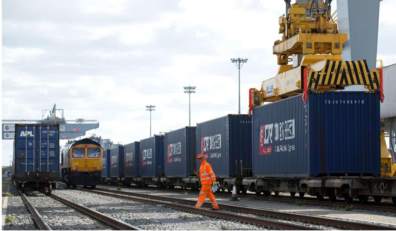 《一带一路下的铁路中欧班列运输线路及开行信息》