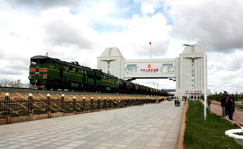 《我国铁路主要货运一类口岸和二类口岸的分布和介绍》